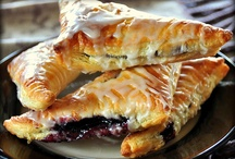 Flaky Pastries / by Arlene Onedera