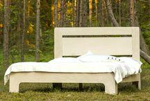 "Kaissu Collection TU:L / Bedroom furniture collection ""Tu:l"" from Estonian designer brand Kaissu."