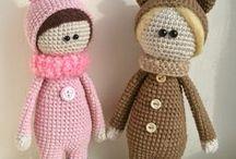 laly lala crochet dolls