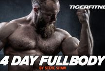 Workouts / LOSE WEIGHT, GET SHREDDED AND BUILD THE LEAN BODY YOU WANT. START TODAY