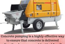 Concrete Pumps Hire