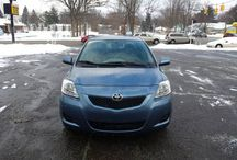 Used 2012 Toyota Yaris for Sale ($12,250) at White Lake, MI / Make:  Toyota, Model:  Yaris, Year:  2012, Exterior Color: Blue, Interior Color: Black, Doors: Four Door, Vehicle Condition: Good, Mileage:34,000 mi,  Engine: 8 Cylinder, Transmission: Automatic, Fuel: Gasoline, Drivetrain: 2 wheel drive - front.   Contact: 248-318-2734  Car ID (56722)