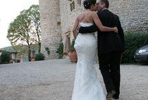 Tuscan Castle Weddings / Celebrate like a true princess in a tuscan castle!