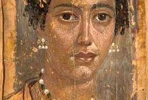 retratos de momia