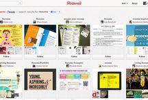 Hire me, I'm nice / Kuinka haetaan töitä sosiaalisessa mediassa, osa 2: miten luodaan Pinterest-CV.
