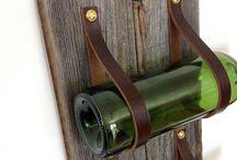 Wine racks