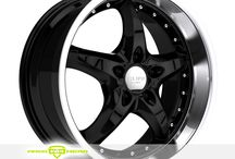 Ruff Racing Wheels & Ruff Racing Rims And Tires / Collection of Ruff Racing Rims & Ruff Racing Wheel & Tire Packages