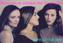 Mistakes Were Made Award winning series from Shanna Roberts Salée / There are no mistakes like the present   http://www.mistakesweremade.tv/ A WEB SERIES ABOUT GIRLS WHO SLAY. written/directed/produced by Shanna Roberts Salée  http://www.imdb.me/shannarsalee
