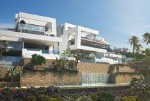La Morelia de Marbella / La Morelia de Marbella is a new, contemporary off-plan apartment project in Nueva Andalucía, Marbella.