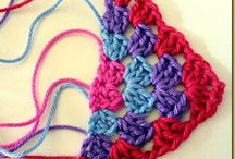 How to: crochet or knit tips