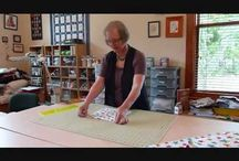 Quilting Tips & Techniques - Videos / Video tutorials on various aspects of quilting by GourmetQuilter