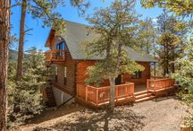 Log Homes in Prescott AZ