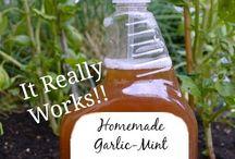 Handy tips / Garden and home