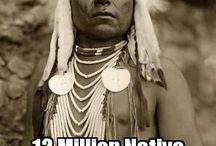 Cuore Indiano / Lo sterminio di un popolo