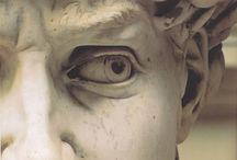 Escultura mármol