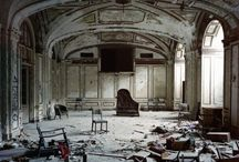 Photography / Frank Schwere uses multiple techniques such as leading lines, focal points and symmetry. Most of his photos are taken in abandoned places e.g Church, Cinema. I will base my photos in abandoned buildings e.g House, Cinema.