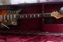 Guitars / Fancy fancy fancy guitars!