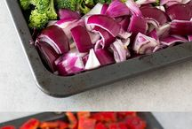 Vegetable Dishes / Food