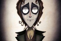 Tim Burton / Tim to Burton