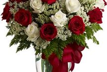 Roses / Honestly, who can say no to a gorgeous bouquet of roses ?!