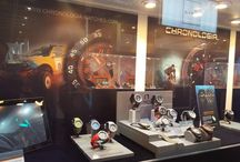 Watch & Clock Fair 2015 / Chronologia at Hongkong Kong Watch & Clock Fair 2015