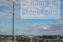 Stockholm - Take me to Sweden / Going to Stockholm? Here you will find all the information and tips you'll need!