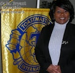 My Life as a Toastmaster / by Author Yolanda Johnson-Bryant