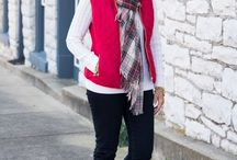 Fashion: 40 Plus Winter Style / 40 Plus Beauty Expert  // Fashion and style outfit inspiration for when you're over 40.