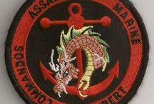 Commando marine et forces spéciales