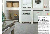 Berging,wasmachine