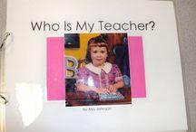 Class/Teacher Made Books / by Edith Loya