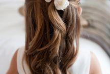 Little Girl hairdos / Adorable hairdos for little girls