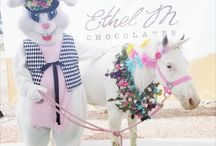 Unicorns for birthday parties