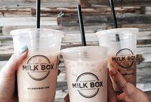 chocolate, caffe latte ♢