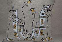 Рисунок на ткани,одежде