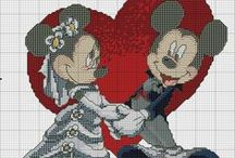 Mickey Minnie