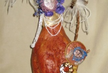 Gourd art / by Judy Roberts