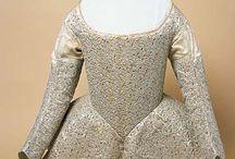 1640s Fashions