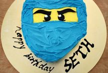 Lego Ninjago Birthday