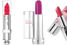 Beauty / Beauty . Makeup . Nude + color . Inspiration .