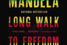 Nelson Mandela 7.15.18 -12.5.13 / In honor of Nelson Mandela