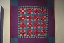 9 - 4 patch quilts
