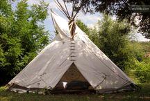 Дом-шатер