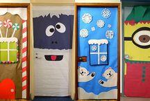 Sınıf kapısı için örnek