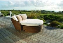 Outdoor Daybed / by Frontera Furniture