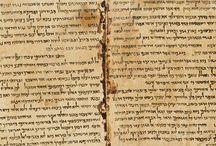 Manuscritos Hebreos y Arameos