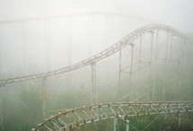 ROLLER COASTERS!!! / by David Esquivel