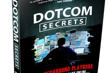 DOTCOM SERETS / Dotcom Secret is a Book i have read and found very interesting... Written by Russell Brunson...  Im planning to share the Secret Pictures Inside the book to help you get the secret to grow your Online Business...