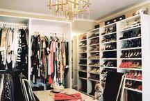 Closets / by Sarah Sevin
