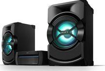Mini Systens Sony